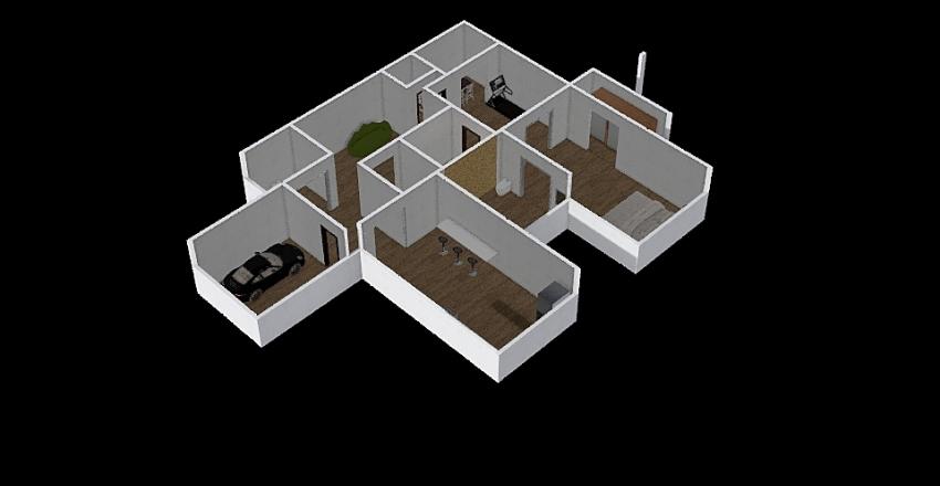 dan Interior Design Render