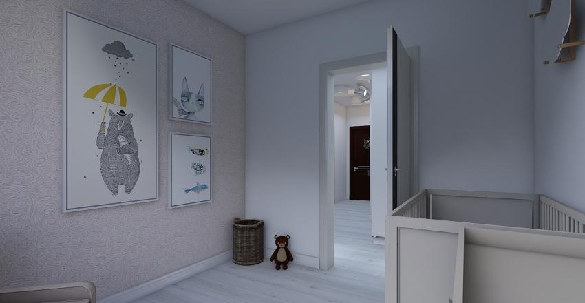 slaska m15 Interior Design Render