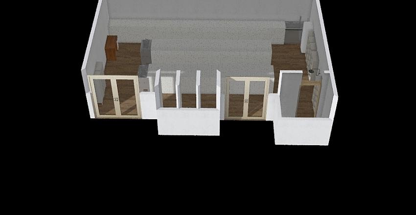 laboratorio Interior Design Render