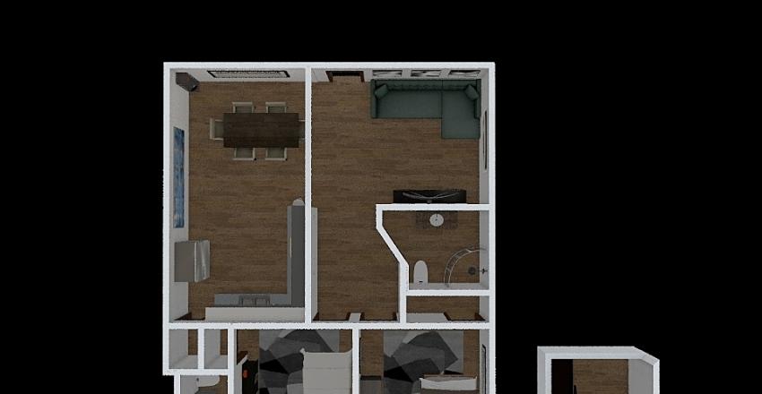 Project 1 Interior Design Render
