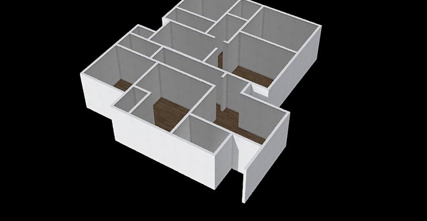 Rental Interior Design Render