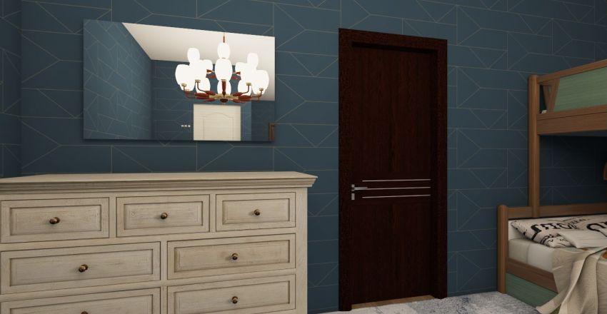 First Design Interior Design Render