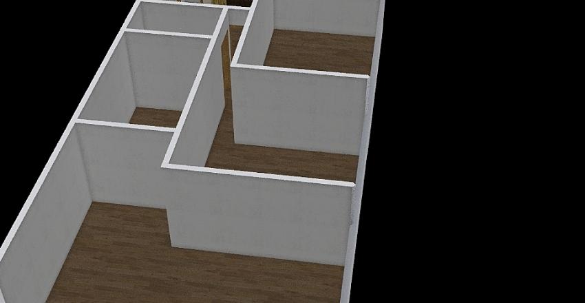 edicula Interior Design Render