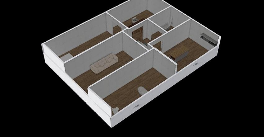 My Mansion Interior Design Render