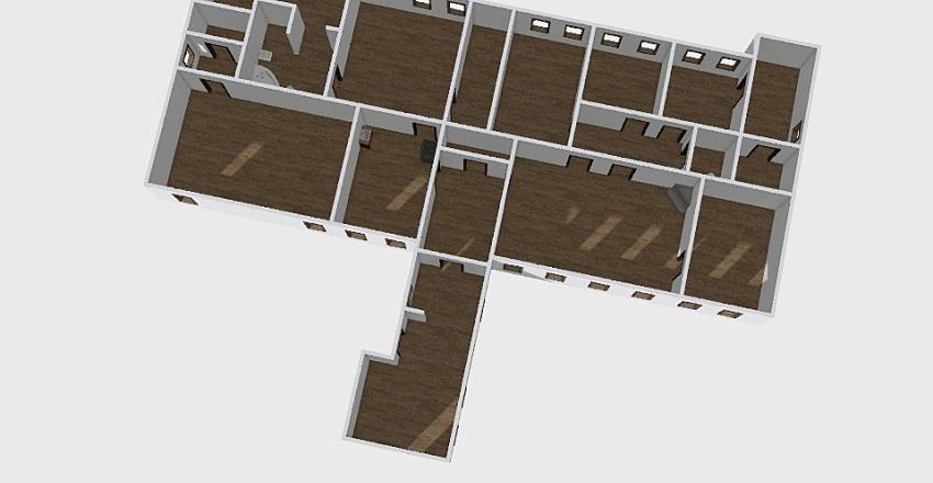 Дома_0340 Interior Design Render