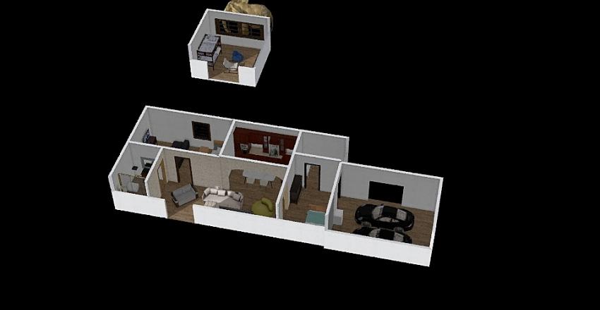 Andrew Cox Homestyler Interior Design Render