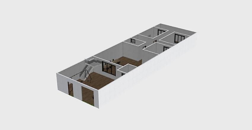 Casa Mama Caytana Interior Design Render