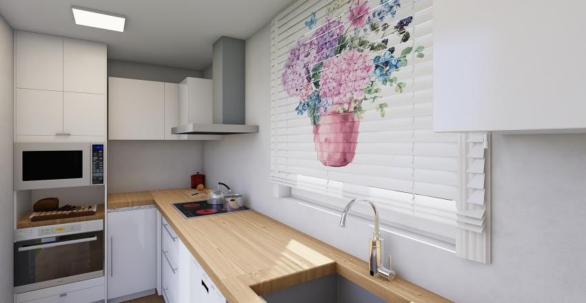 ALFONSO X 47 Interior Design Render