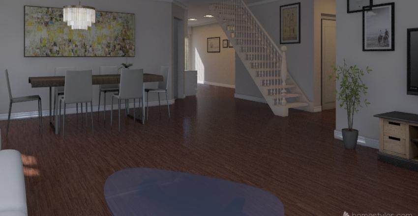 new home 3 Interior Design Render