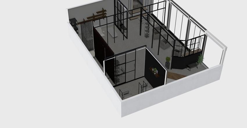 dsma Interior Design Render