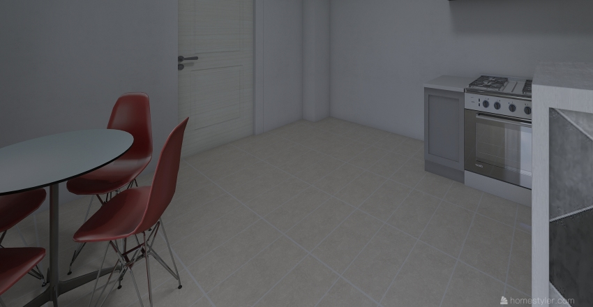 Sid Home 01 Interior Design Render