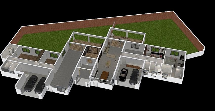 Crocus Interior Design Render