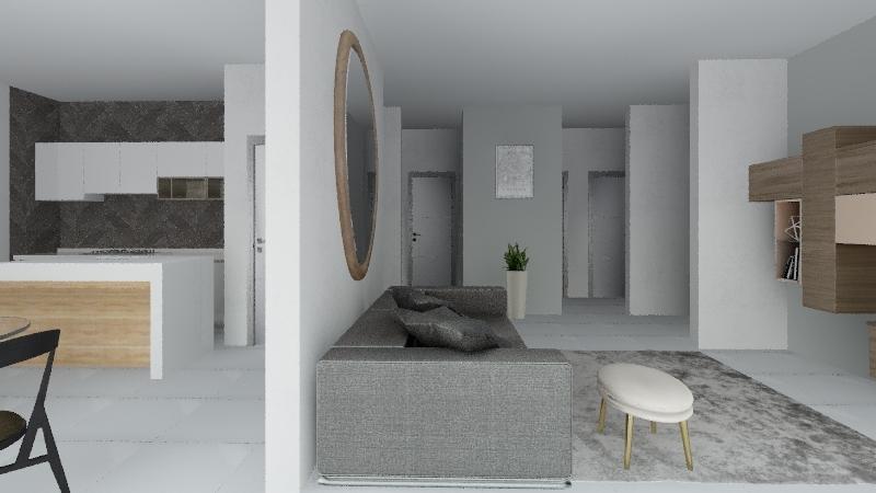 pasquale e giovanna Interior Design Render