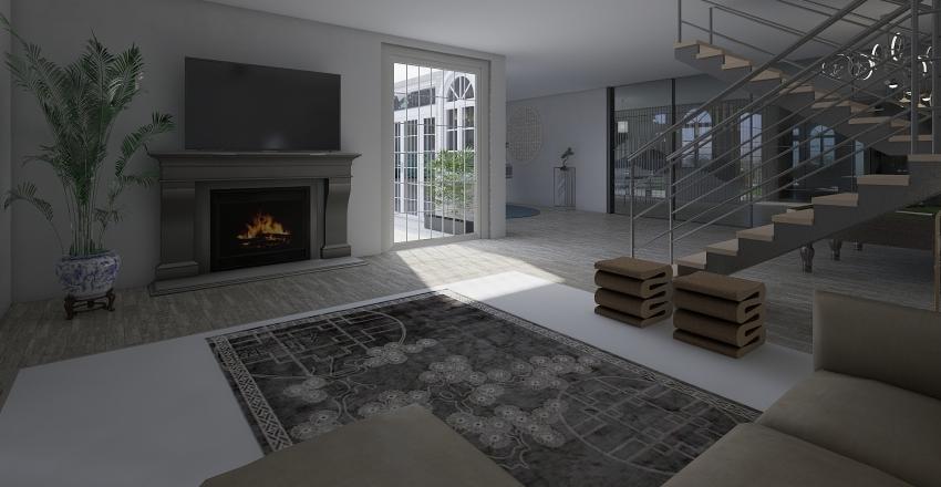 1st floor Interior Design Render