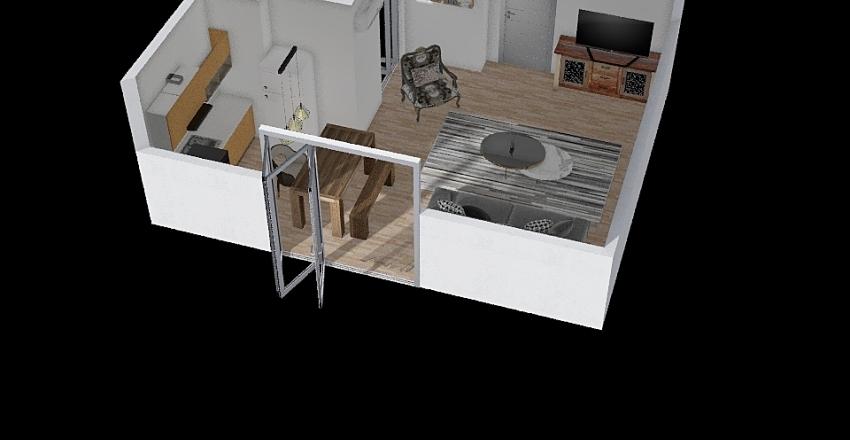 berna 4 Interior Design Render