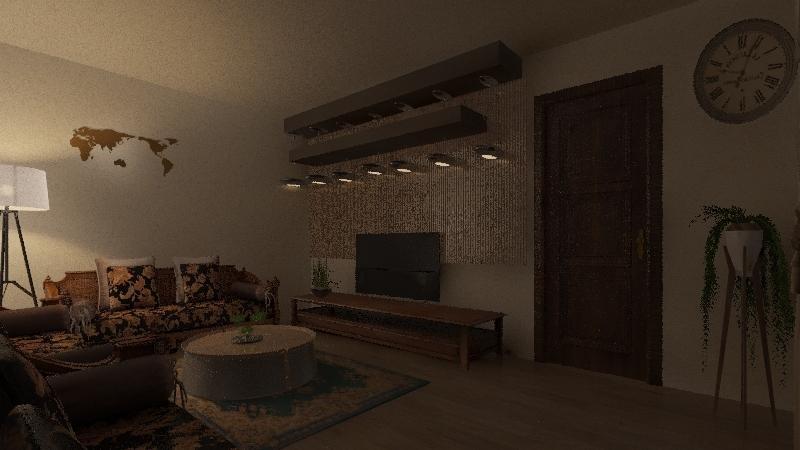 elmedina Interior Design Render