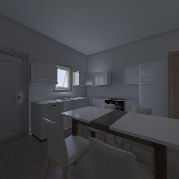 maison Interior Design Render