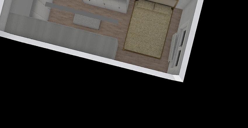 Yatak Odası 6 Interior Design Render
