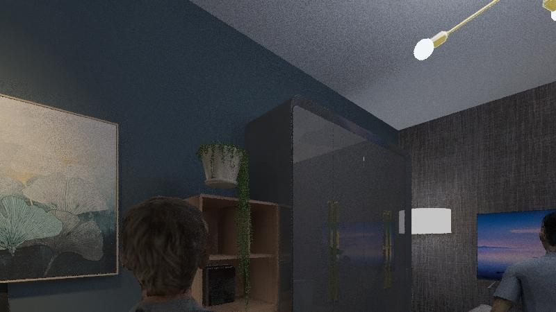 h1 Interior Design Render