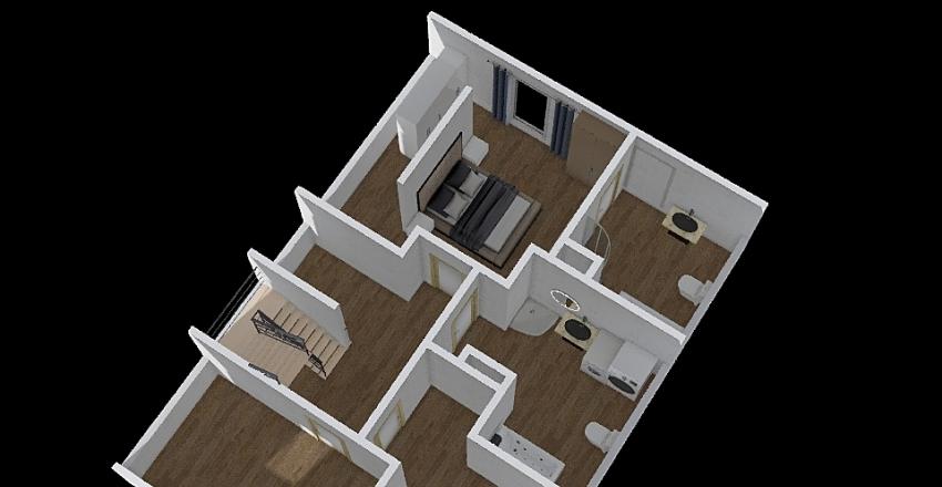 góra Interior Design Render