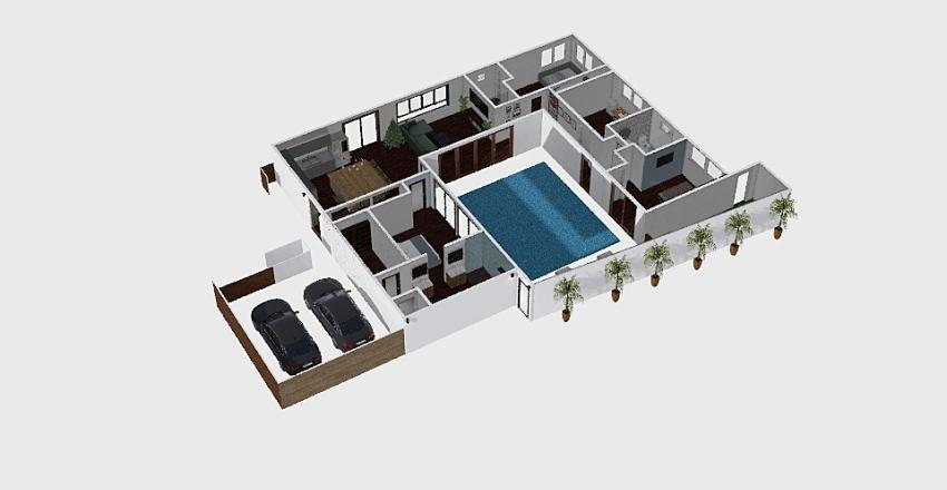 Full House OG Interior Design Render