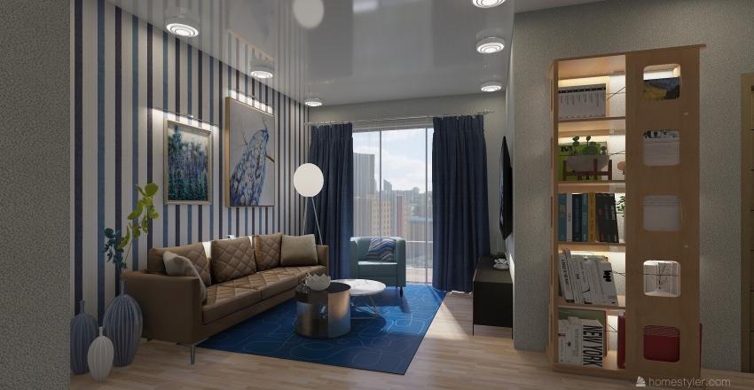 sofio Interior Design Render