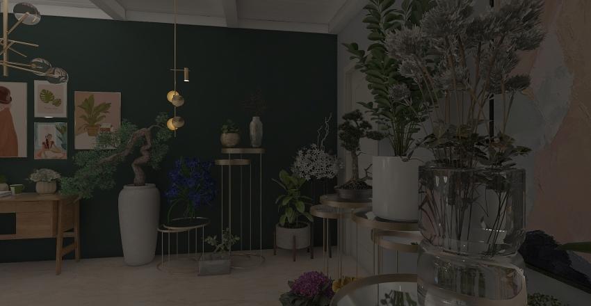 The house in Denmark Interior Design Render