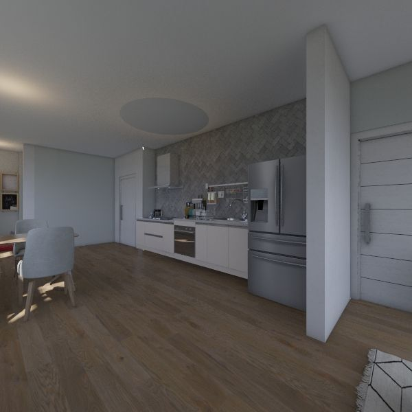 Love Interior Design Render