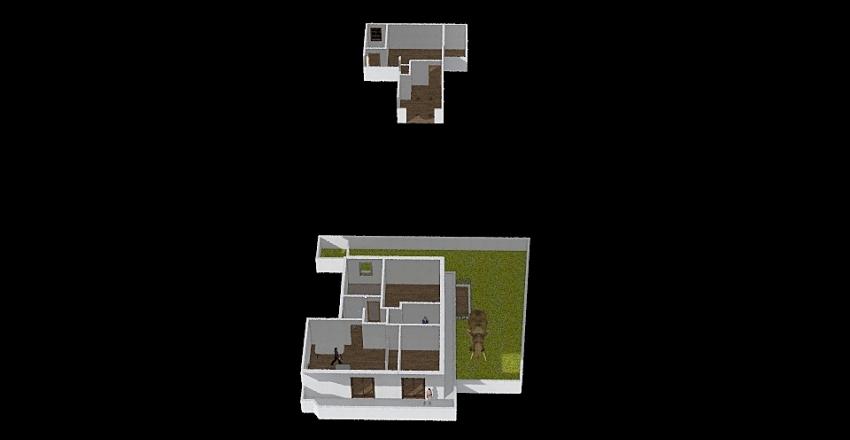 Nuovo progetto senza piantina sotto Interior Design Render