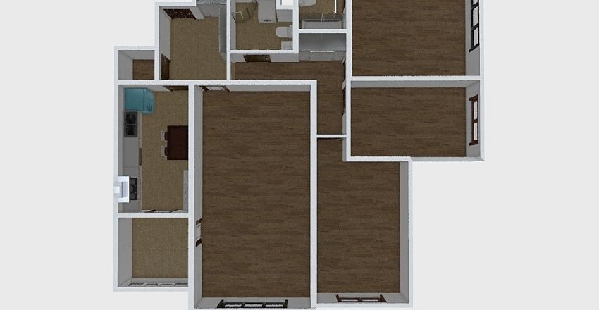 KONUT2 Interior Design Render