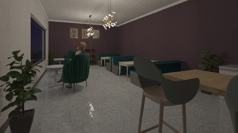 MOOKA2 Interior Design Render