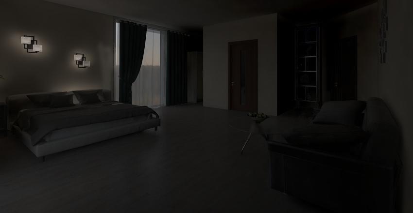 kata Interior Design Render