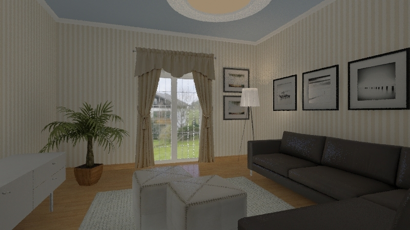 OLIVEIRA Interior Design Render