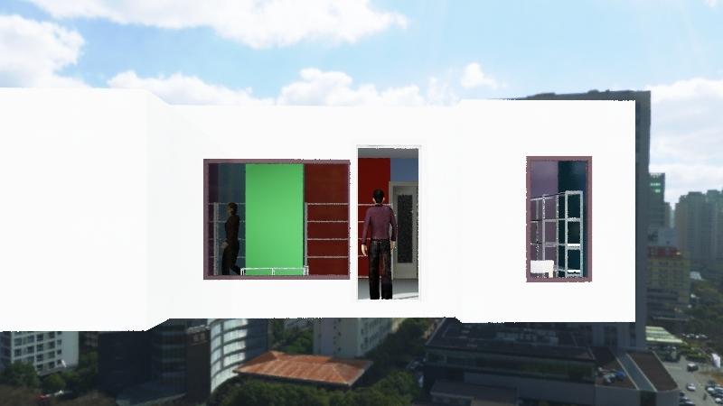 Nebrera Borrego Interior Design Render