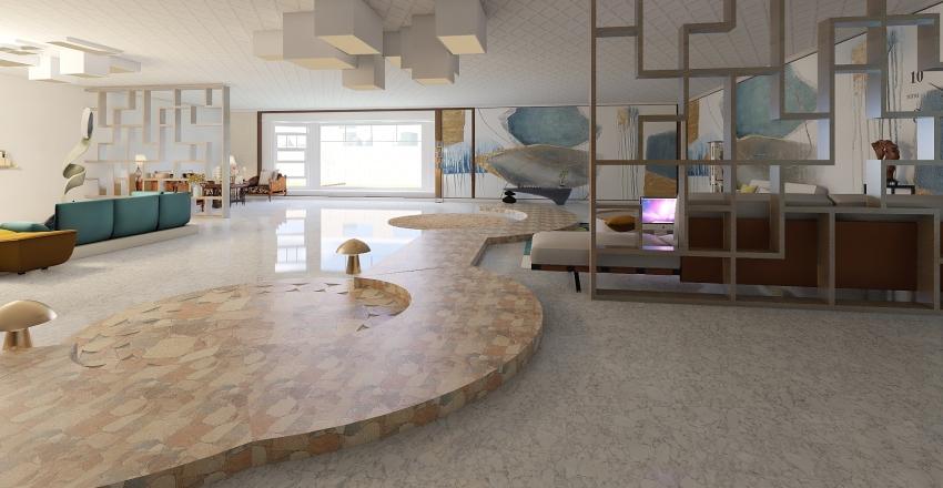 2298 Interior Design Render