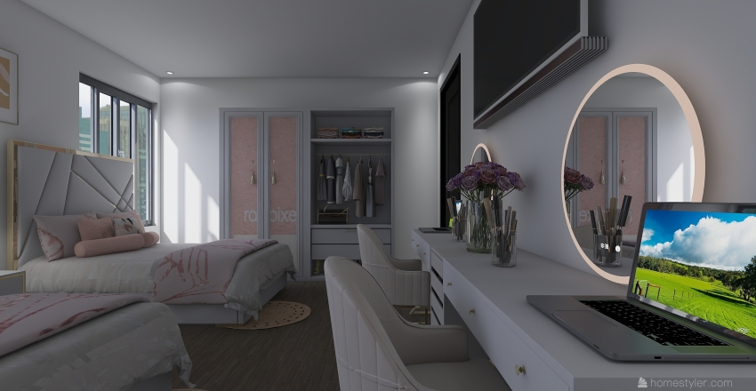 Gran Apartment Interior Design Render