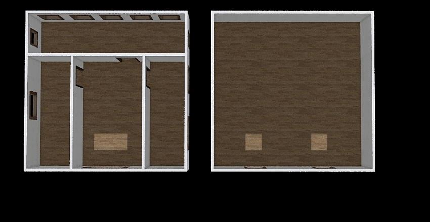 Дома_0343 Interior Design Render
