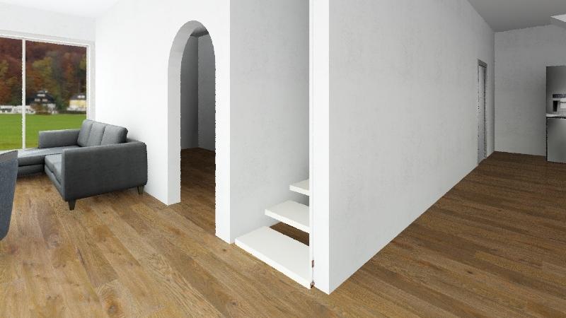 Kitchen south Interior Design Render