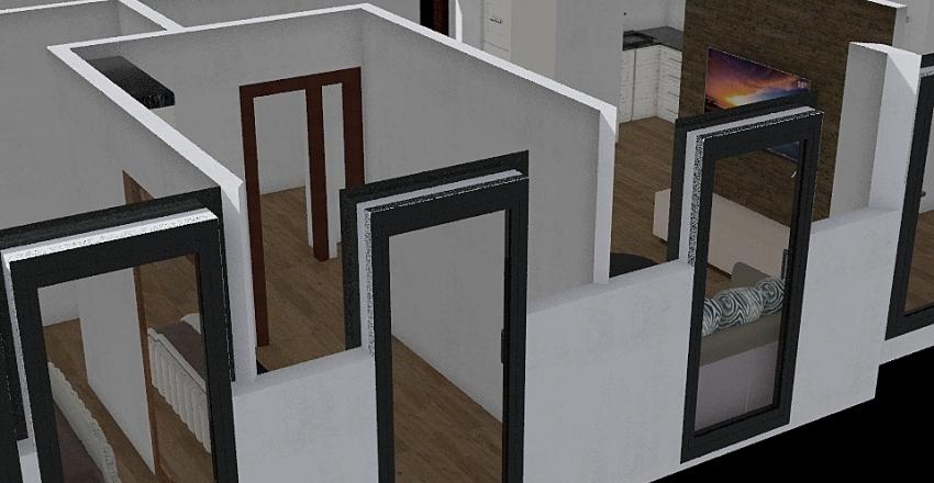 NOWHUCKA 2 Interior Design Render