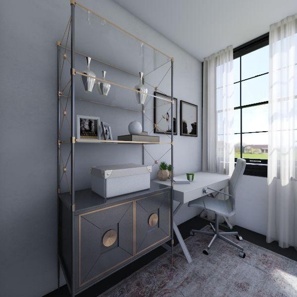KW office Interior Design Render