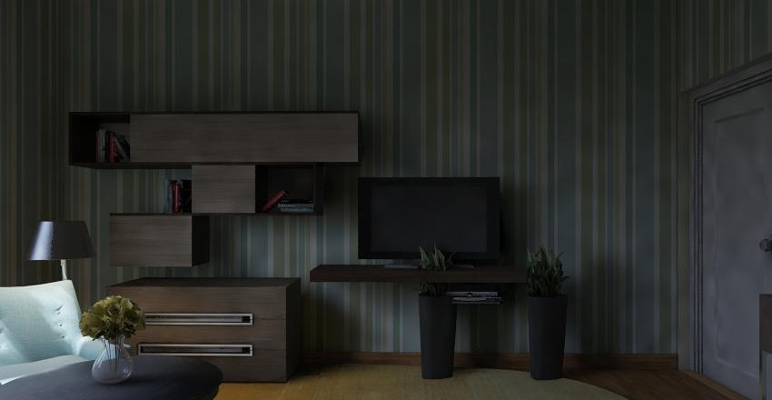 Cool house - renovation  Interior Design Render