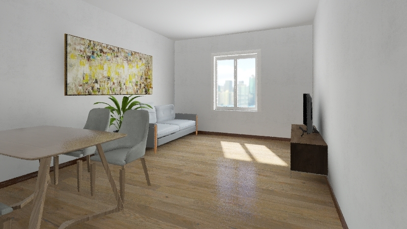 simone Interior Design Render