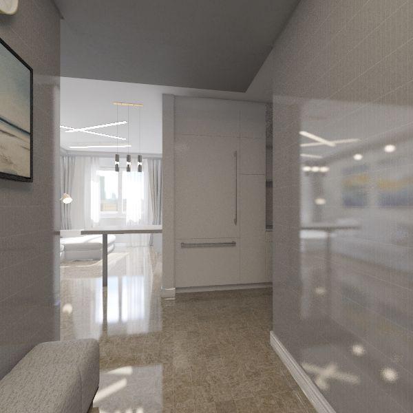 кв АС вар 5  Interior Design Render