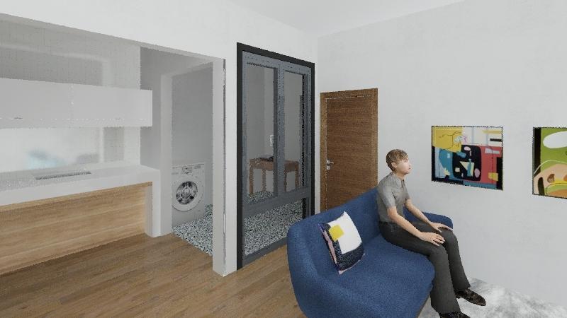 Rumah Danis Oci Interior Design Render