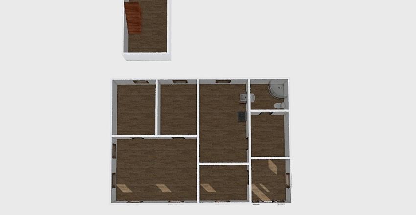 Дома_0344 Interior Design Render