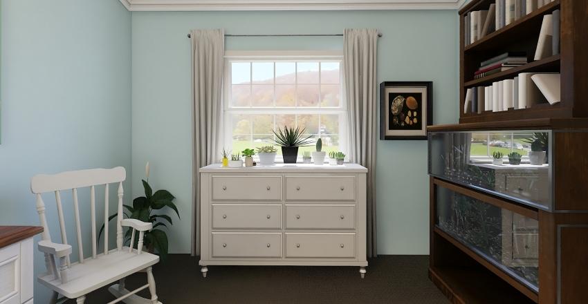 Home Decor Interior Design Render