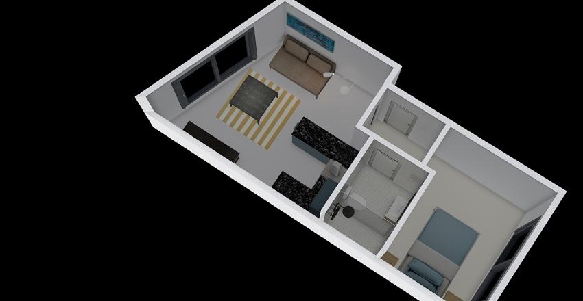ddd Interior Design Render