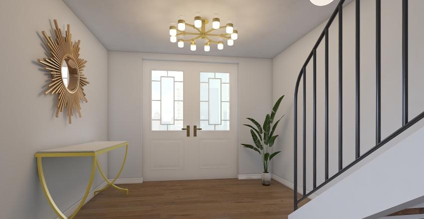 City Villa Interior Design Render
