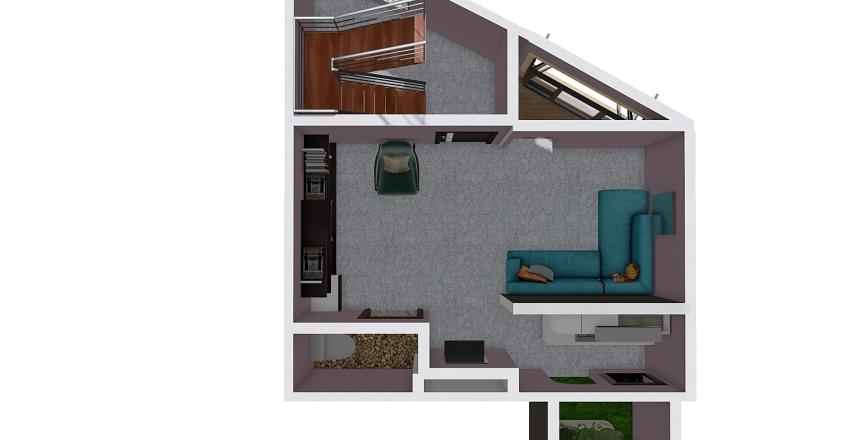 panthai 9 1 fl m 2 Interior Design Render
