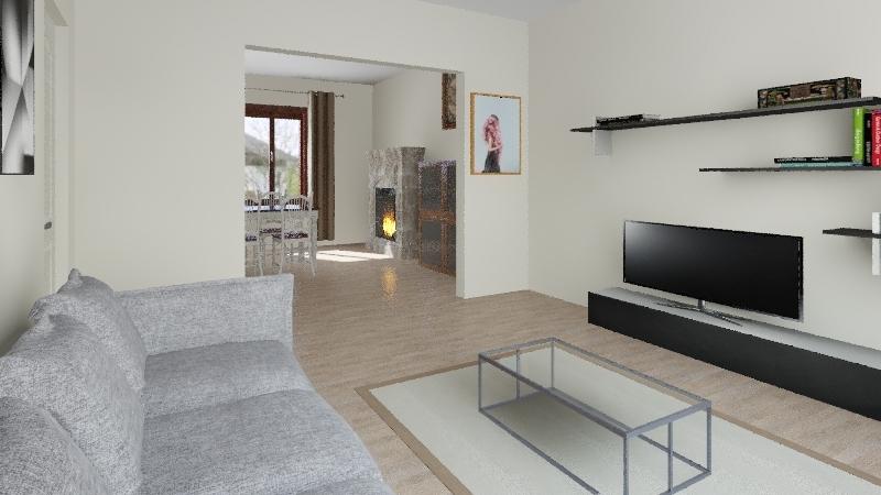 Mattei Samuele Interior Design Render